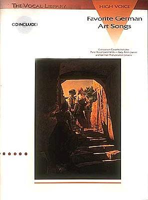 Favorite German Art Songs By Hal Leonard Publishing Corporation (COR)