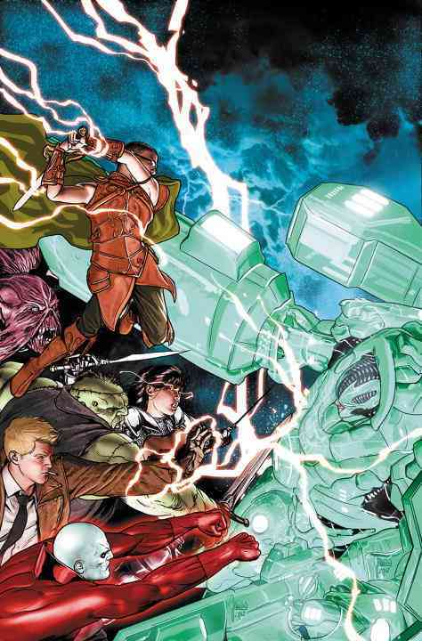 Justice League Dark 3 By Lemire, Jeff